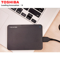 Toshiba New A3 Encrypted HDD 2.5 USB 3.0 External Hard Drive 2TB 1TB Hard Disk HD Externo Disco Duro Externo MAC Original