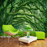 Modern 3 d Effect Photo Wallpaper Nature Wall Mural Bedroom Wall Designs forest Mural Wallpaper 3d Home Wallpaper Hd Wall Murals