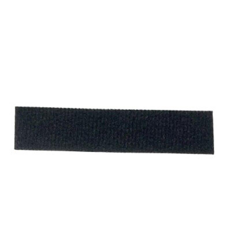 50Pcs/Set 3M Loop Nylon Black Fastener Tapes Sewing Hook Loop Fastener Tapes Eyelash Self Adhesive Hook Loop Fastening Tapes abs rubber car door bumper strips w 3m adhesive tapes black