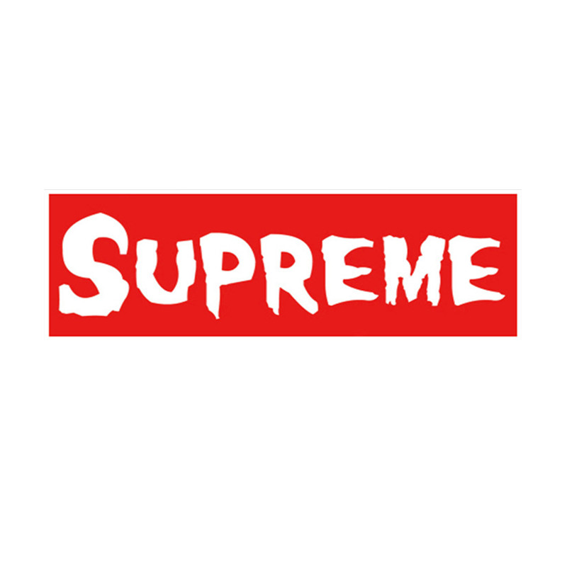 Online Buy Wholesale supreme sticker from China supreme sticker ...
