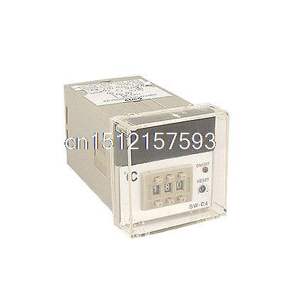 SW-C4 0-399 Celsius Relay Output Temperature Controller