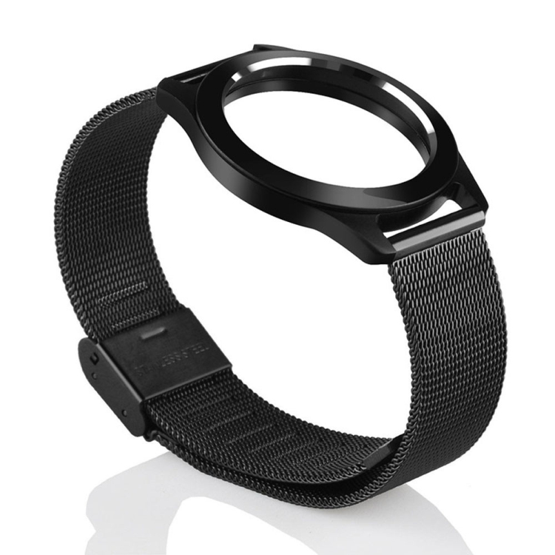 Excellent Quality Brand New 2016 New Steel Wristband Strap Bracelet Sleep Fitness Monitor For Misfit Shine 2 for Gift