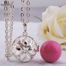 Мексиканский счастливый живот eudora гармония шар медальон клетка
