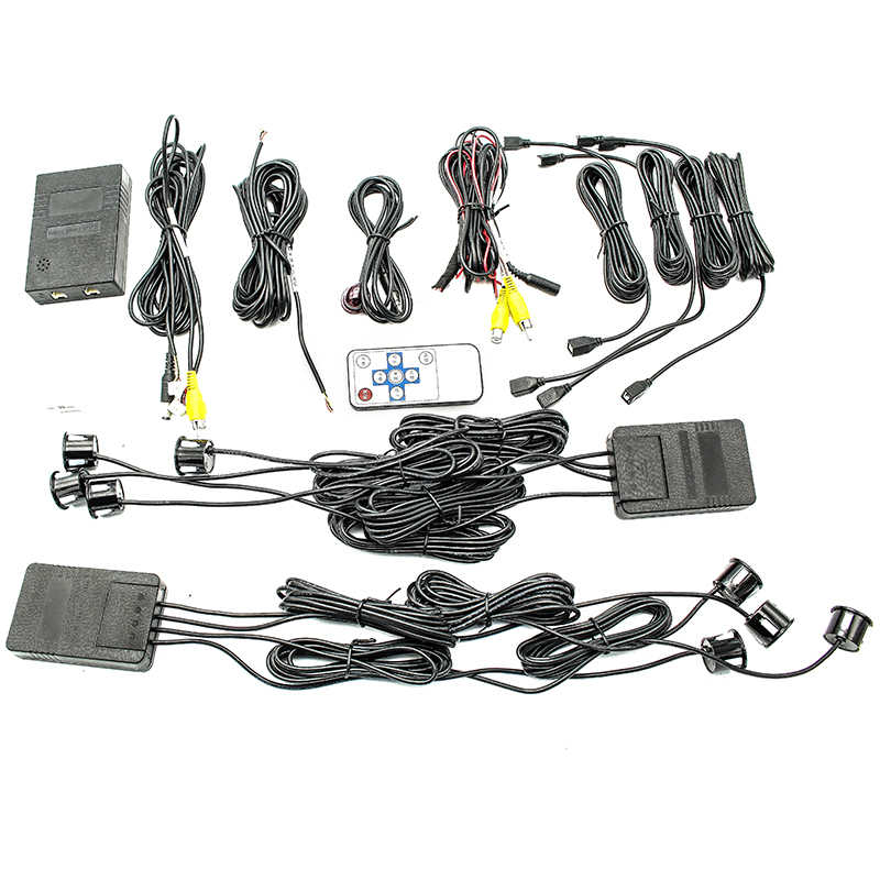 0df171a1660 Detail Feedback Questions about GreenYi 2 Video Input Car Parking ...