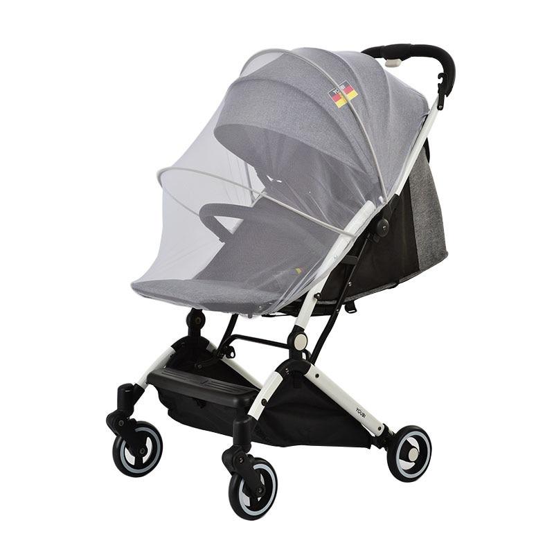Baby Stroller Mosquito Net Universal Baby Cart Accessories