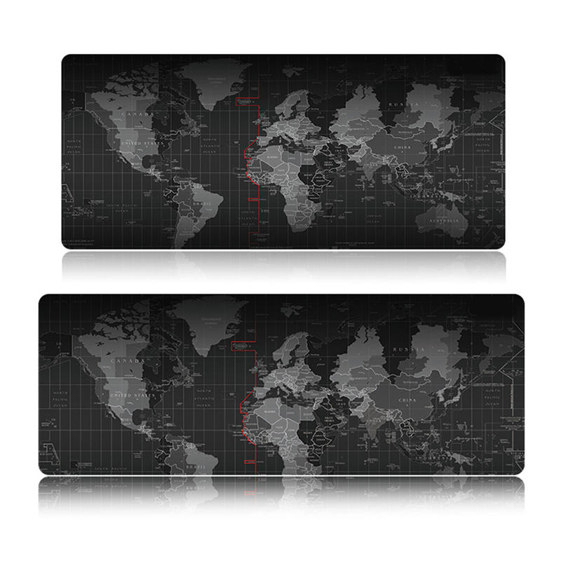 Centechi Fashion Old World Map 800*300*2mm mouse pad new large Size Non-Slip pad to notbook computer mouse pad gaming mouse mats