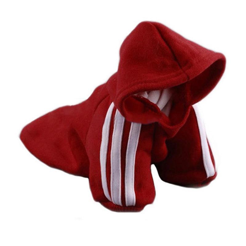 Hondenkleding Hoodie Winter Warm Puppy Jas Hondenjack voor Kleine - Producten voor huisdieren
