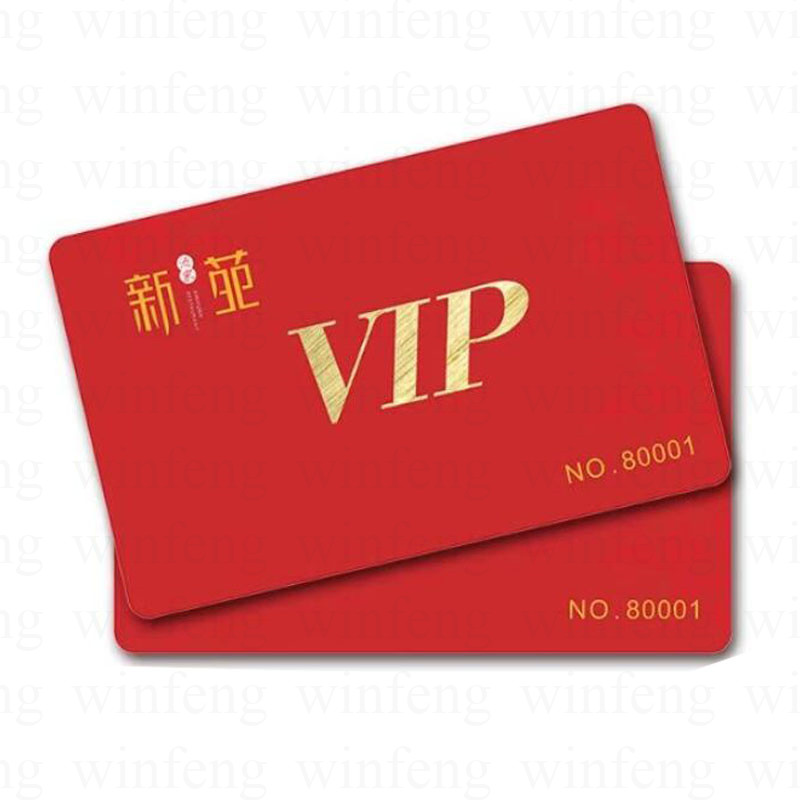 500pcs/lot CMYK Double Side Printing CR80 Standard VIP Plastic PVC Card free shipping 1000pcs lot factory price cmyk customized printing pvc combo card die cut key tag with qr barcode