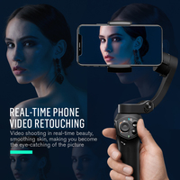 Snoppa Atom 3 Axis Handheld Gimbal Smartphone Stabilizer for iPhone X Gopro 7 xiaomi PK Smooth 4 DJI osmo pocket OSMO Mobile 2