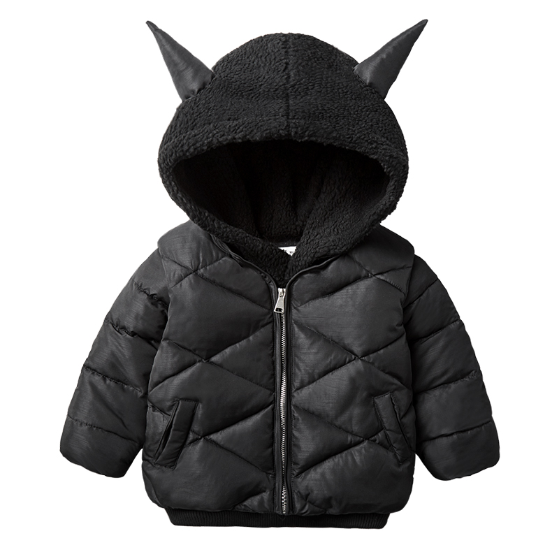 New Fashion Warm Children Winter Clothes Cute Jacket Children Clothing Windbreaker Jackets Casual Hooded Girls Thick Warm Coat vesonal new autumn winter thickening parka men jacket coat hooded casual warm windbreaker overcoat male jackets brand clothing