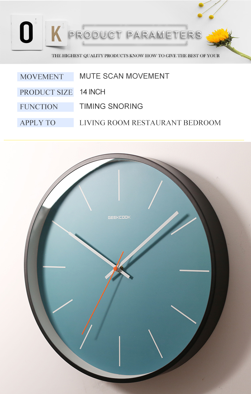 clock for kitchen wall (7)