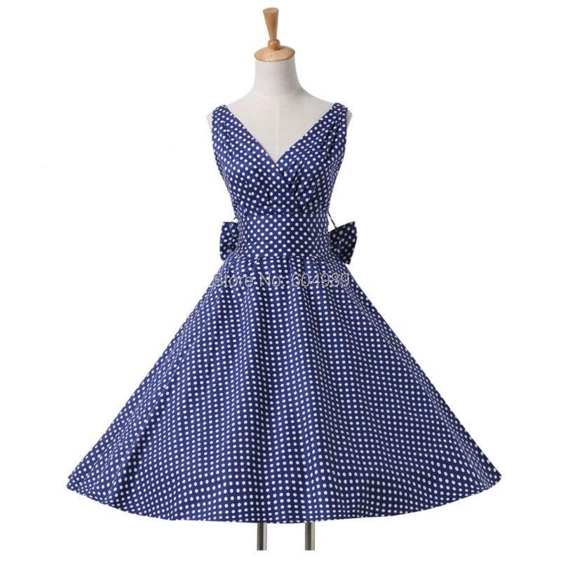 Vestido de algodón del verano Vintage, mujeres Maggie Tang vestidos ...