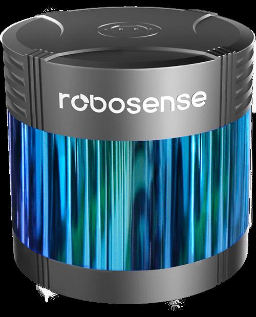 US $19000 0 5% OFF|3D lidar sensor RS LiDAR 32 RoboSense 32 beam solid  state hybrid LiDAR for high speed autonomous driving in vehicle driving-in
