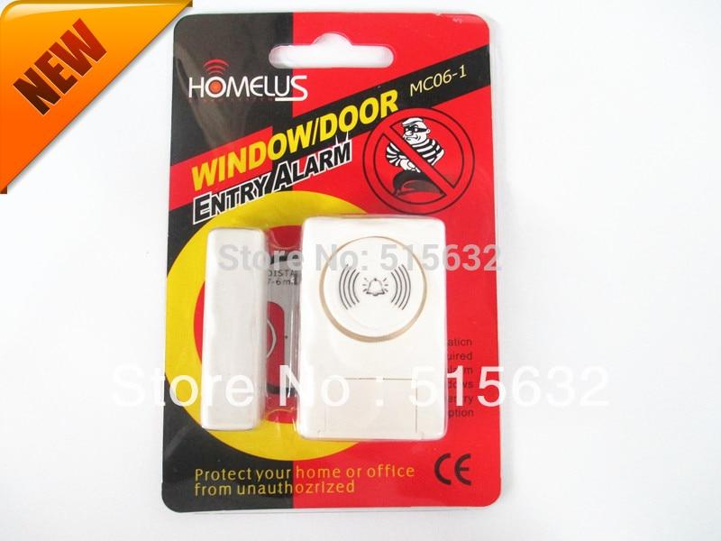 New Improved Version Loud Windowdoor Entry Alarm Wireless Door
