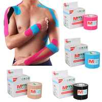 Elastic Roll Adhesive Kinesio Tape Sports Injury Muscle Strain Protection Bandage Support