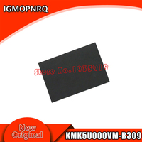 2 шт./лот eMMC NAND микросхема флеш-памяти IC с прошивкой, запрограммированной KMK5U000VM-B309 eMMC