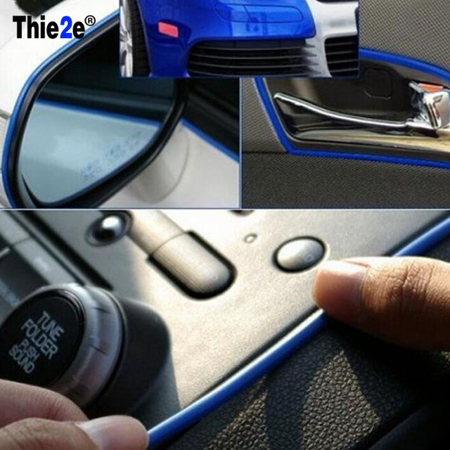 5 m intrieur de la voiture chaude dcorer accessoires pour vw touran seat ibiza audi a4