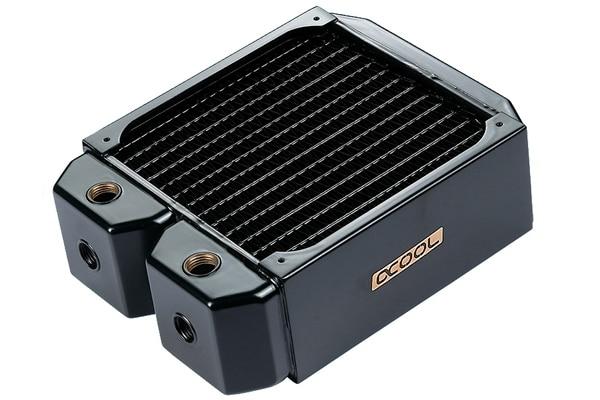все цены на  Cold row full copper radiator Alphacool NexXxoS UT60 Full Copper 140mm  онлайн