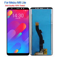 New For Meizu M8 Lite Note 8 LCD Display Touch Screen Digitizer Assembly Replacement for Meizu Note 9 M8 Lite M8 M9 Note Phone