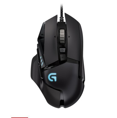 Wired 12000 DPI On-The-Fly DPI Shifting G502 Proteus Core Tunable Gaming Mouse With 11 Programmable Buttons For Logitech dare u wcg armor soldier 6400dpi 7 programmable buttons metab usb wired mechanical gaming mouse