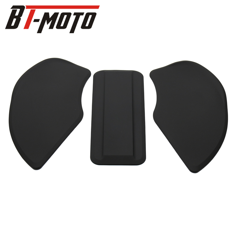 Anti Slip Motorcycle Protector Sticker Tank Pads Side Gas Knee Grip Tank Traction Pad Decal For 2013-2017 Bmw R Nine T Motorcycle Accessories & Parts