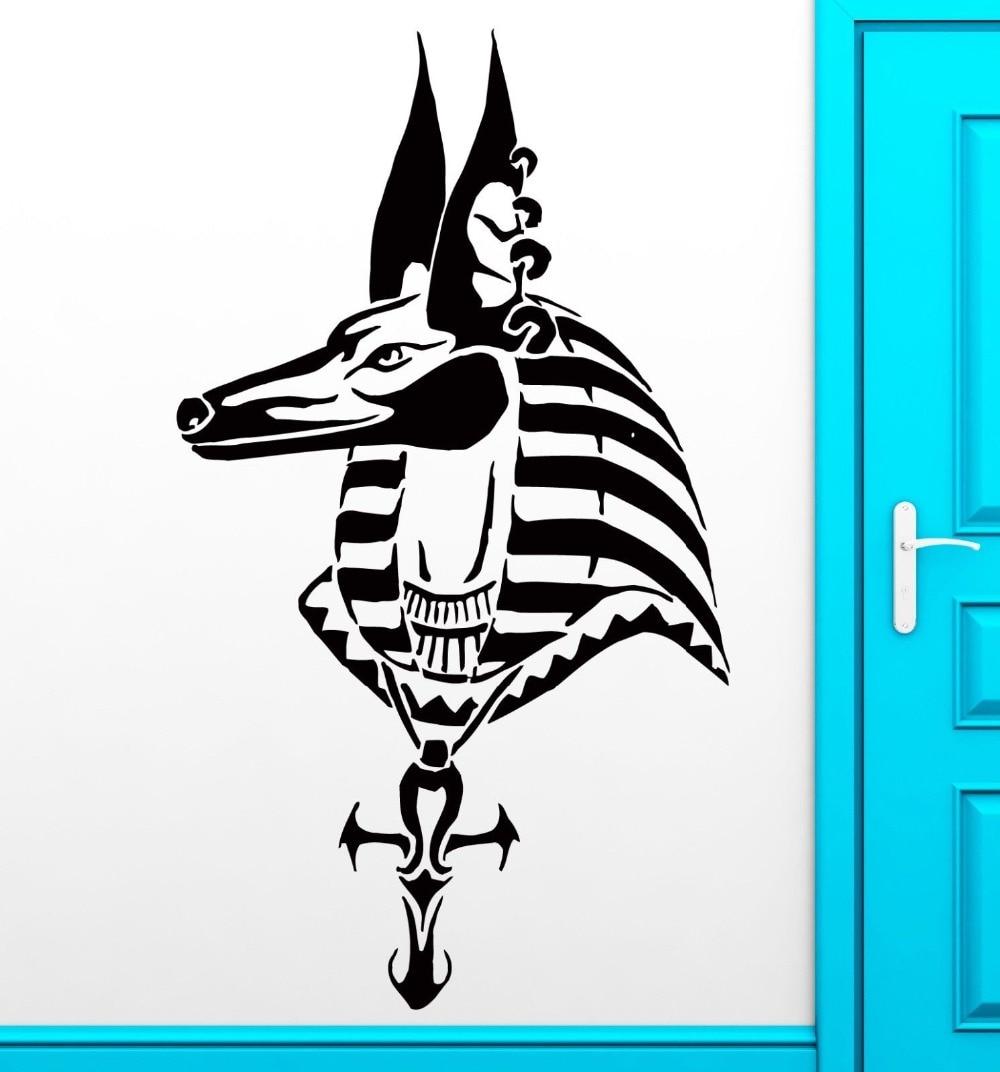 Remov Vel Adesivo De Parede De Moda Egito Deus Anubis  -> Fts De Cavalo Rm Adesivo Pra Quarto