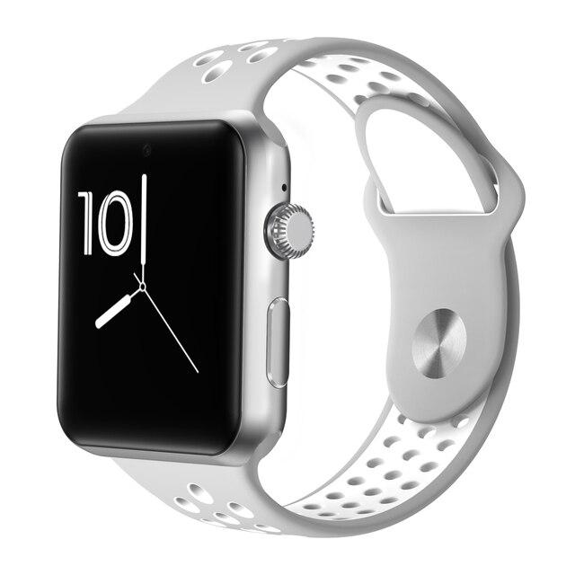 Smart Watch smartwatch case for apple  samsung  android phone  MTK2502C for xiaomi watch reloj luxury relogio iwo 4 5