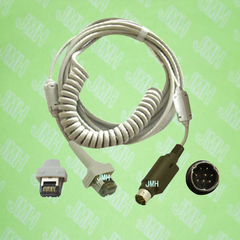 New,Compatible with GE MAX 1 System with AM 4 or AM 5 Acquisition module The 700044-101 ECG trunk cable.