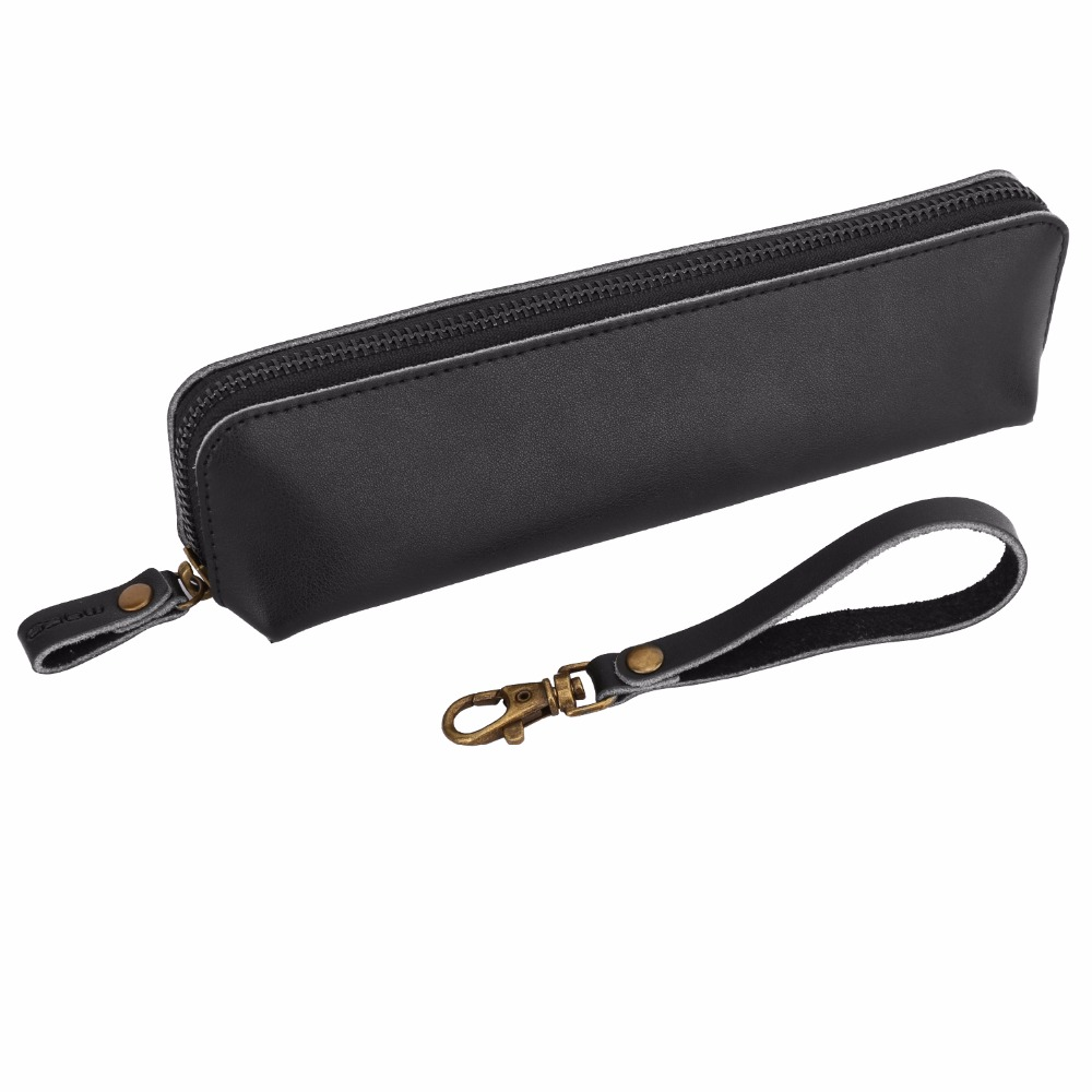 Pencil Case Holder For Apple Pencil,PU Leather Protective Case Carrying Bag Pencil Pocket Sleeve Pouch Cover For IPad Pro Pencil