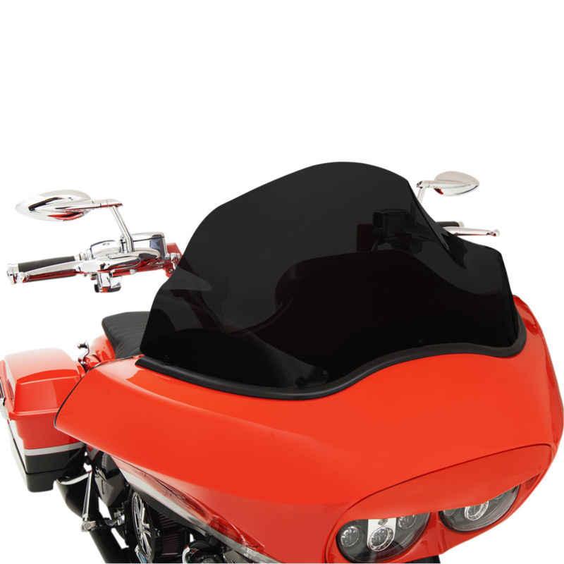 Мотоцикл ПК лобовое стекло ветровое стекло для Harley Davidson дорожное скольжение FLTR FLTRX 89-13 11 10