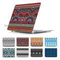 Bohemia Pattern Laptop bag CaseFor Macbook Pro 13 Pro 15 stripe Hard Case For Macbook Air 13 Retina 12 13 15 inch