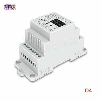 DC5V 12V 24V 36V  4CH PWM constant voltage / constant current CC CV DMX decoder DMX512 LED Controller for RGB RGBW LED Tape lamp - DISCOUNT ITEM  27% OFF All Category