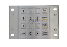 hot deal buy pin pad with waterproof terminal keyboards atm keypads military keyboards ip65 keyboards weatherproof keypads matrix keypads