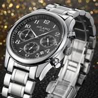 Diving 50M Sports Watch Men Top Brand Shockproof Waterproof Stainless Steel Quartz Watches Clock Male Relogio