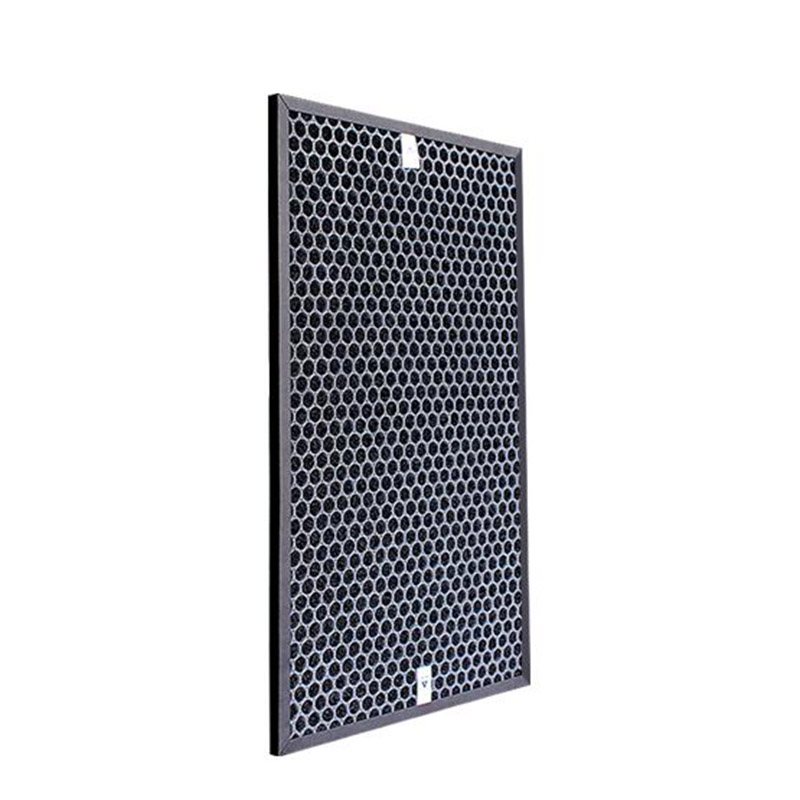 For Sharp KC-BB20/WB2/CD20/W200 Air Purifier Replacement Actived Carbon Catalytic Filter 375*235*10mm
