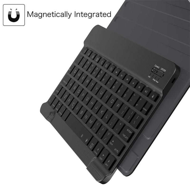 7 For iPad 11 Inch case Keyboard