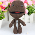 1pc16CM Little Big Planet Plush Toy Sackboy Cuddly Knitted Stuffed Doll  Figure Toys Cute Kids Animal Comfort Doll