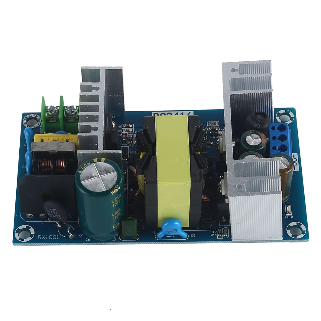AC-DC Switching Power Supply Module AC 100-240V to DC 24V 6-9A Power Supply Board