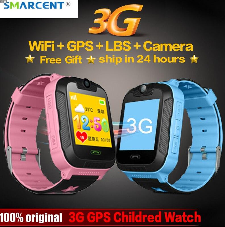 Nouveau Q528 Pro 3G GPS Tracker enfants Smartwatch enfants WiFi avec Tracker SOS montre intelligente pour IOS Android montre intelligente PK V5W V7W