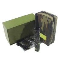 Jstar snoop DGK kits Dry herb vaporizer 2200mah Thermostat regulator Battery dog dgk Herbal WAX Vape E cigarette