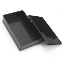 цена на Plastic Electronic Project Box 100x60x25mm Waterproof Cover Project Electronic Instrument Case Enclosure Box