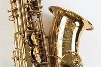 Copy Selmer Mark VI Alto Eb Saxophone Near Mint 97 Original Gold Lacquer Free Shipping