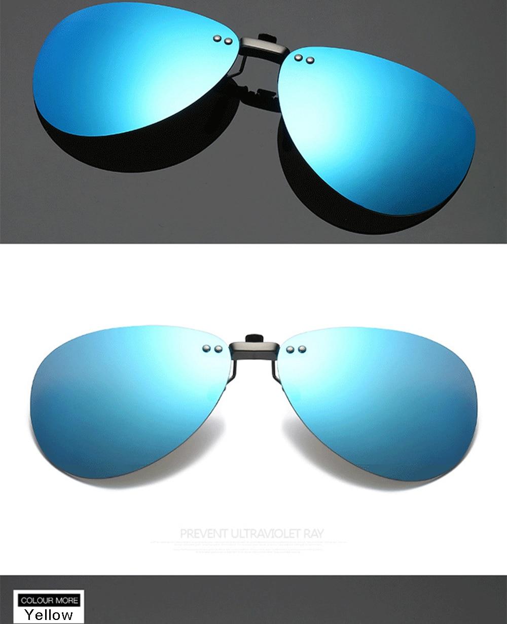 óculos de sol alumínio material de magnésio