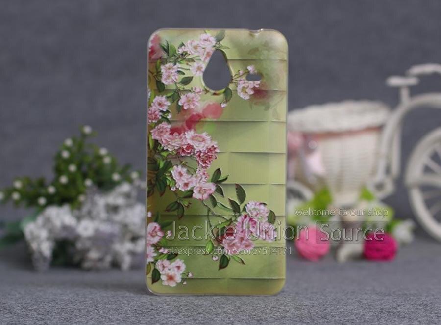 Dla nokia lumia 640 xl case ultra thin tpu pokrywa 3d tłoczone malowanie miękkiego silikonu telefon case pokrywa dla microsoft nokia 640xl 7