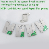 HDD Hard Disk Test Stand Repair For Iphone5G 5S 6G 6P 6S 6SP 7 7Plus NAND