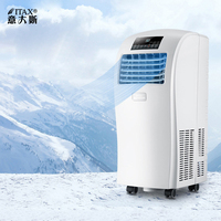 Air conditioner bedroom living room home portable air conditioning pumping and dehumidifying machine S X 1105A