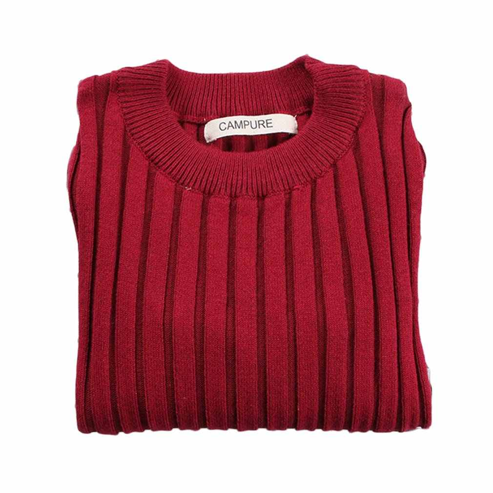 18c2878bf38d Detail Feedback Questions about 2018 Girls Sweaters Solid Candy ...