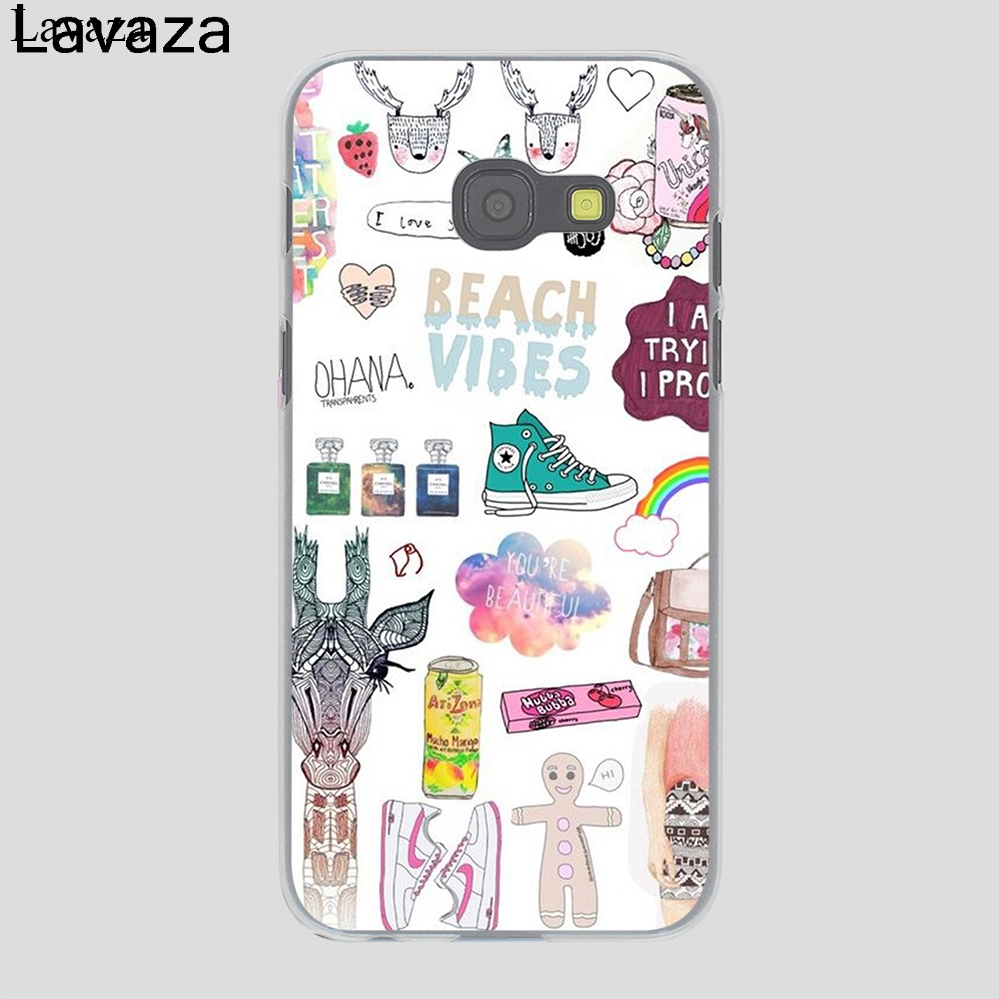 Half-wrapped Case Phone Bags & Cases Lavaza Space Moon Photos Hard Phone Case Shell For Samsung Galaxy A3 A5 2017 A9 A8 A6 Plus 2018 Note 8 9 Cover Matching In Colour