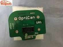 Espessura 2mm perfeito! Bdm100 edc16 obd no.101 para bosch probe optican bdm duplo (mesmo preço que 201 adaptador)