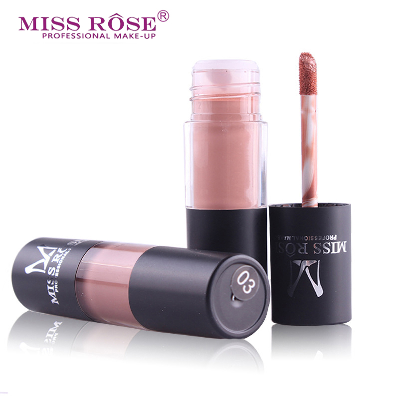 Matte Lipstick Lips Gloss Waterproof Moisturizer Liquid Lipstick Nutritious Easy To Makeup Matt Lip Gloss Lipstick